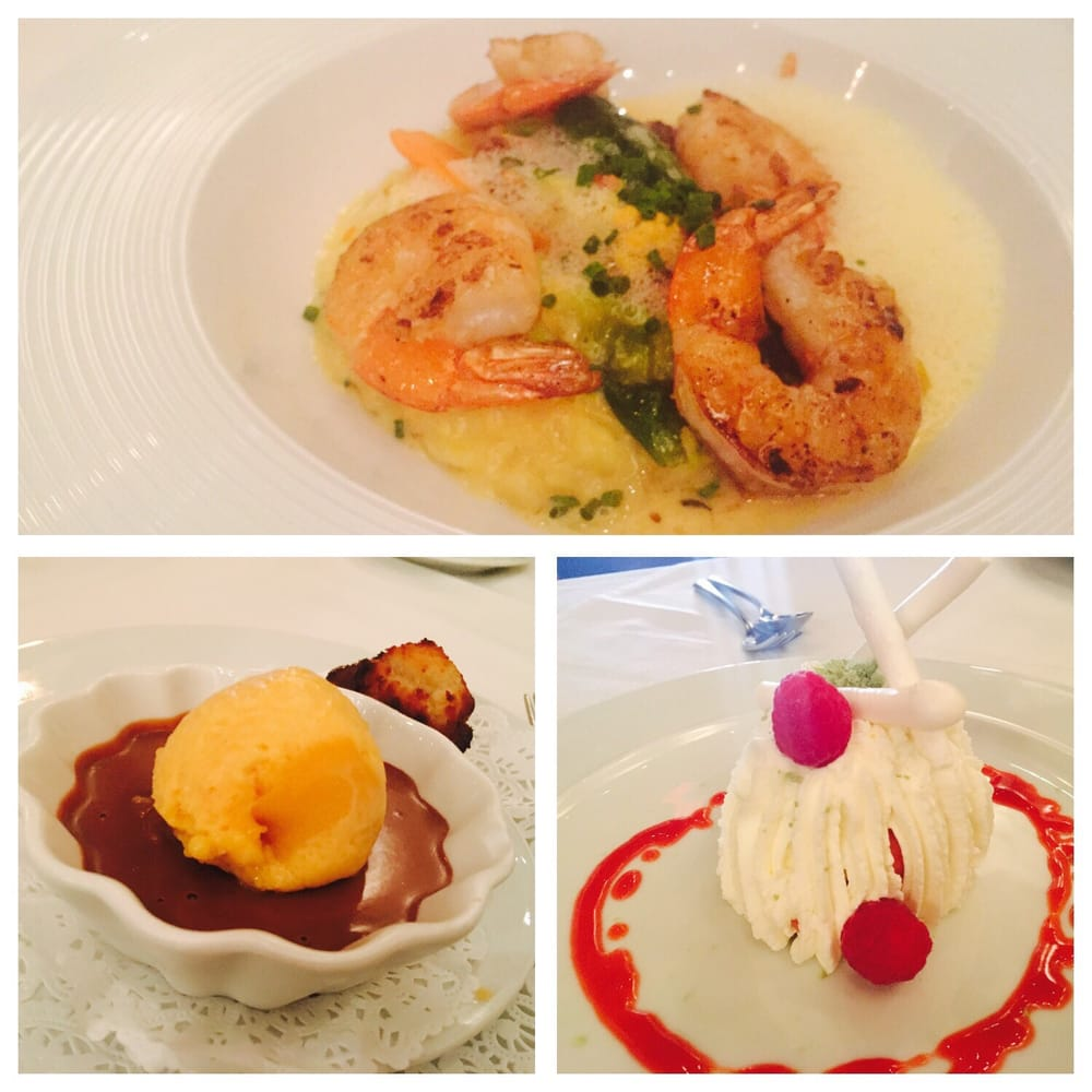 delicious shrimp risotto at etoile 1st day of houston restaurant week yelp. Black Bedroom Furniture Sets. Home Design Ideas