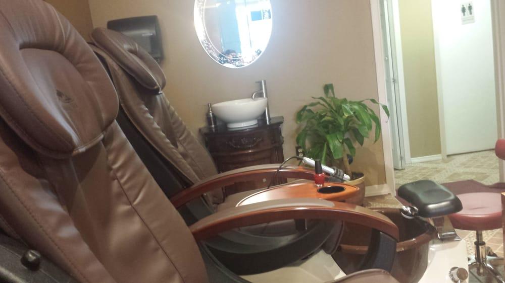 Spa Nails: 869 S White Station Rd, Memphis, TN