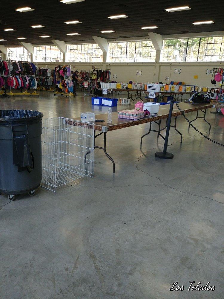 TVMOTC Used Clothing and Equipment Consignment Sale: 4501 Pleasanton Ave, Pleasanton, CA