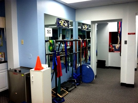 Life Fitness Physical Therapy