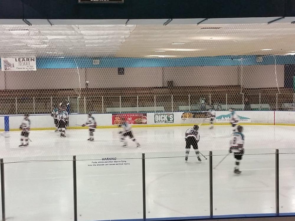 Sertich Ice Center