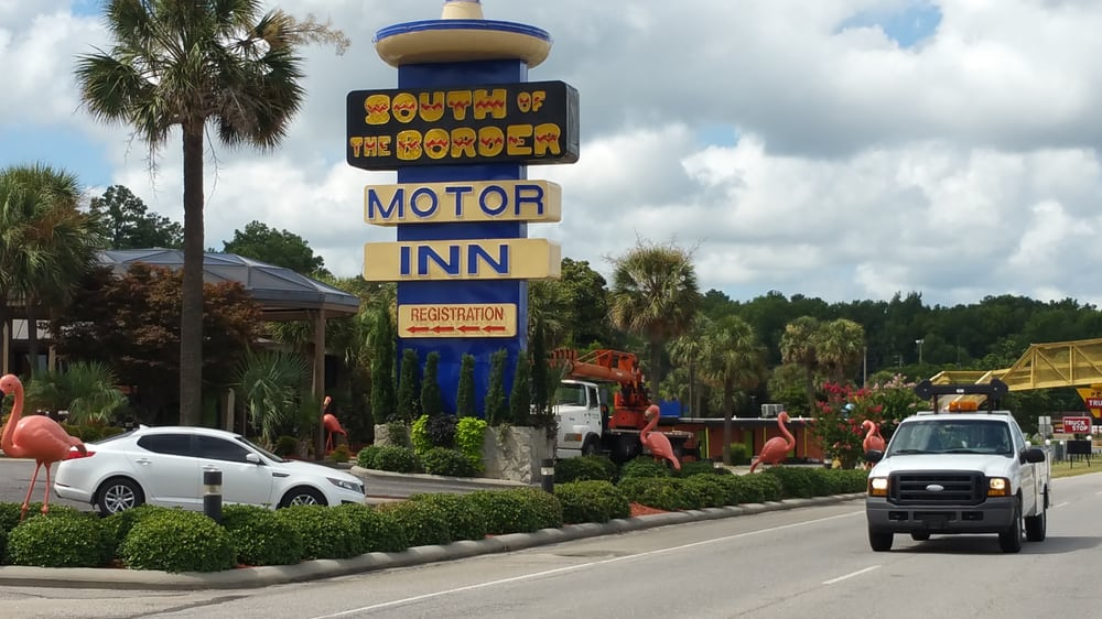 The Motor Inn At South Of The Border Yelp