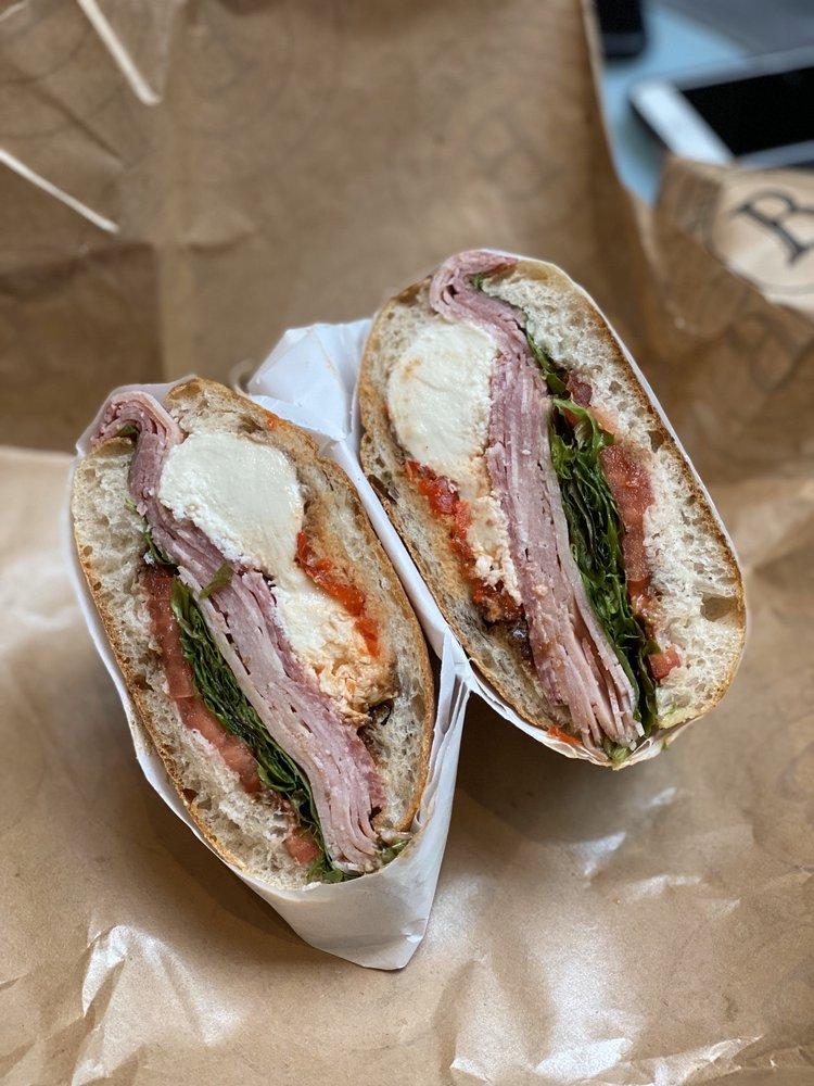 Bacco's Fine Foods: 31 St James Ave, Boston, MA
