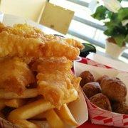H salt fish chips seafood galley 52 fotos 63 for H salt fish