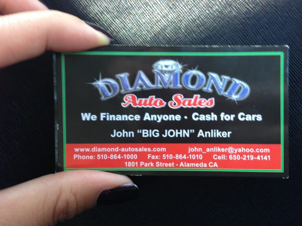 Diamond Auto Sales >> Photos For Diamond Auto Sales Yelp