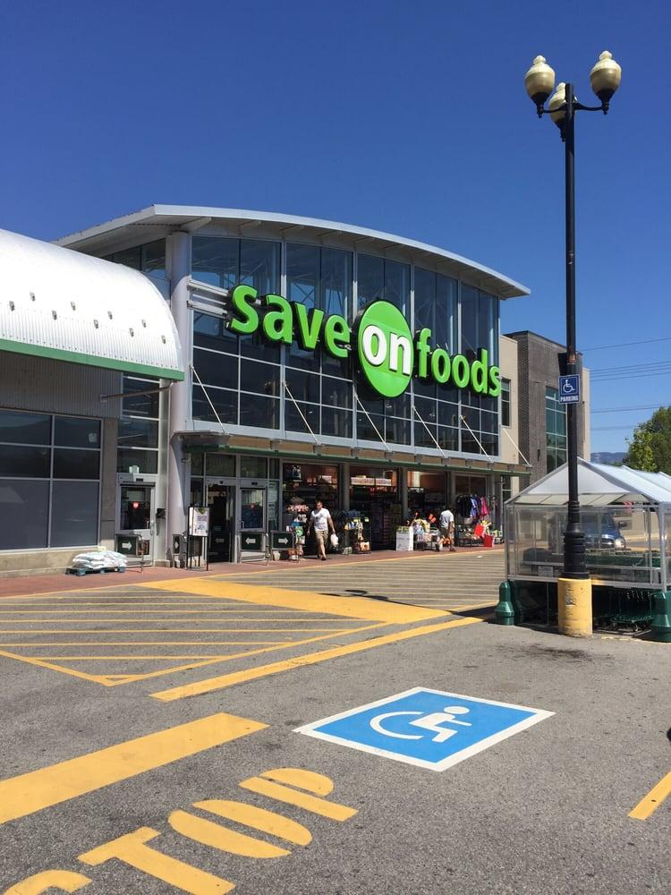 Save On Foods Lakeshore Kelowna