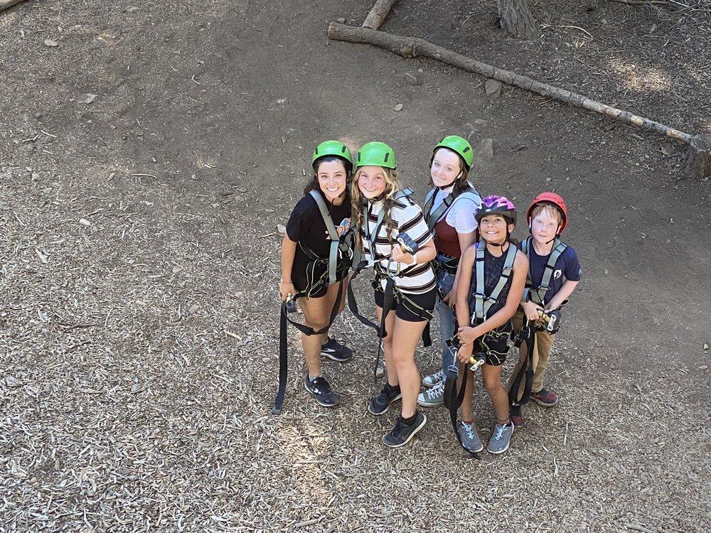 Social Spots from Tahoe Vista Treetop Adventure Park