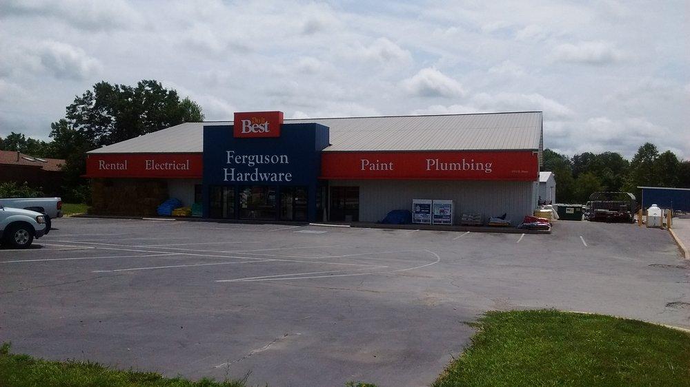 Ferguson Hardware: 1503 E Main St, Danville, IN