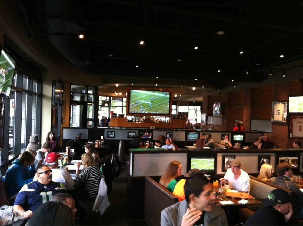 Sport Restaurant And Bar Seattle Yelp