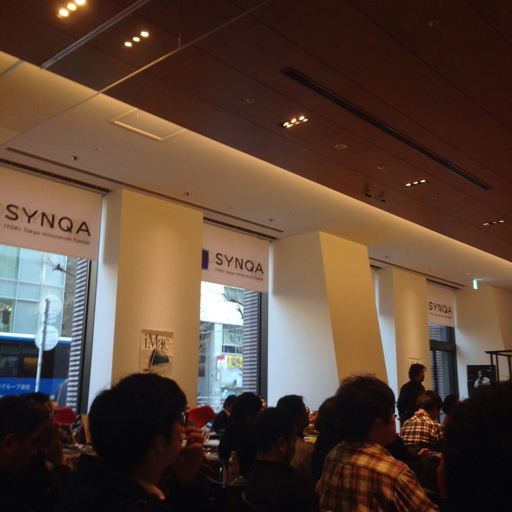 Synqa Itoki Tokyo Innovation Center