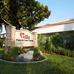 Villa Health Care Center Riverside Ca