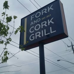 Fork And Grill Kitchener Menu