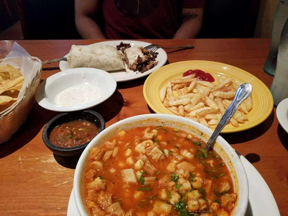 Sal's Mexican Restaurant: 2001 W Cleveland Ave, Madera, CA