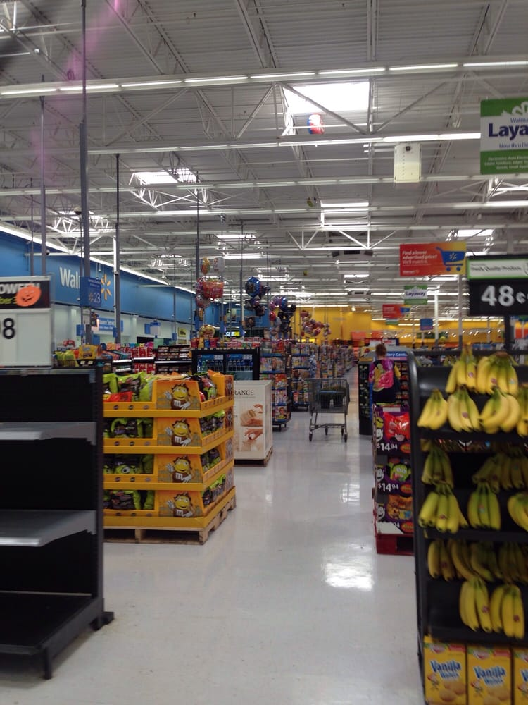 Walmart Supercenter: 240 Wal Mart Way, Maysville, KY