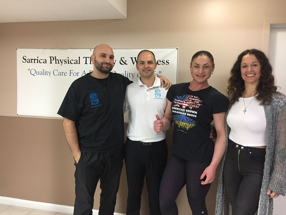Sarrica Physical Therapy & Wellness: 15 West 39th St, New York, NY