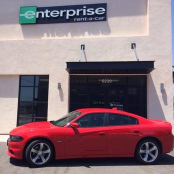 Enterprise Rent A Car Van Nuys Ca