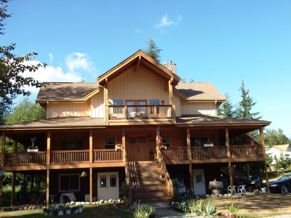 Carbon Countrys Shady Rest Bed and Breakfast: 19905 State Rt 165 E, Carbonado, WA