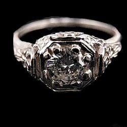 Photo Of Hps Estate Jewelers New York Ny United States Afiligree Diamond