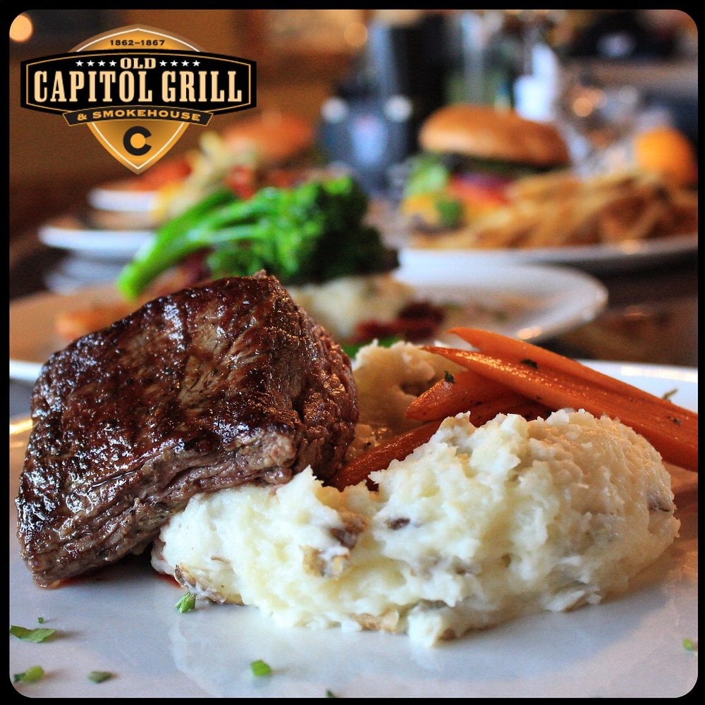 Social Spots from Old Capitol Grill & Smokehouse