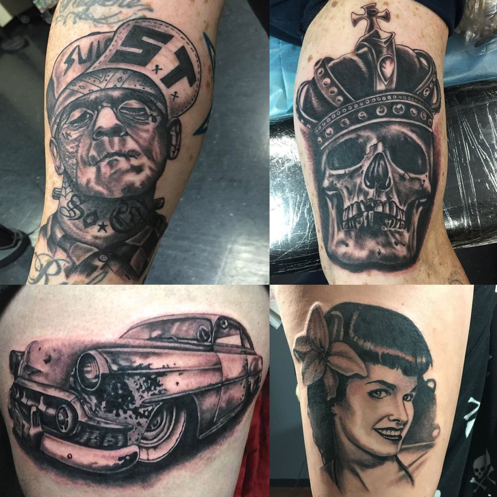 55c8b7536 Photo of Lions Den Tattoo Studio - Lemon Grove, CA, United States. tattoo
