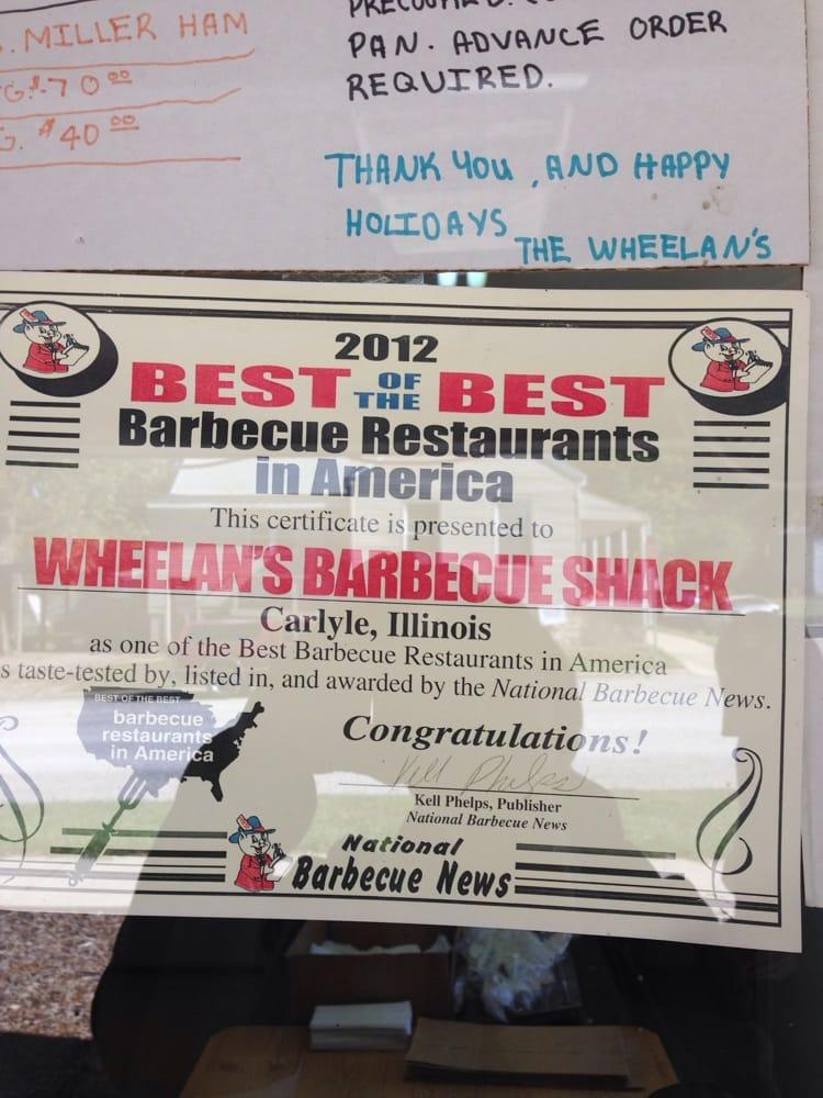 Wheelan's BBQ
