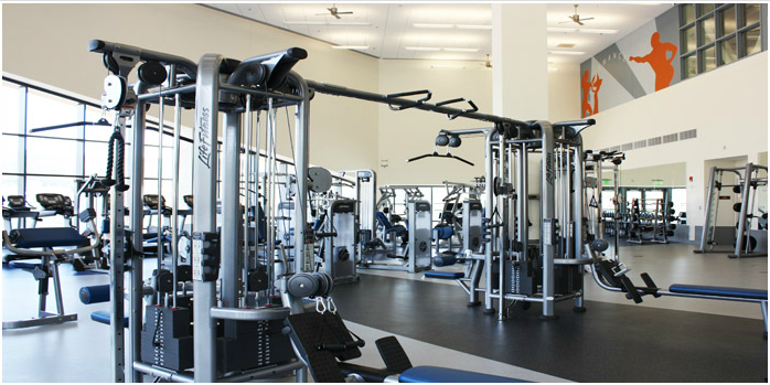 LAMC Health Fitness & Athletics Complex