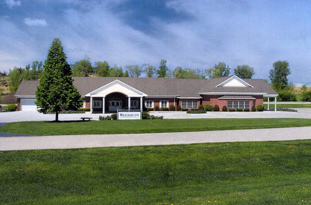 Reichmuth Funeral Homes: 21901 W Maple Rd, Elkhorn, NE