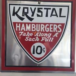 Krystal 15 Photos Burgers 1121 W College St Pulaski Tn