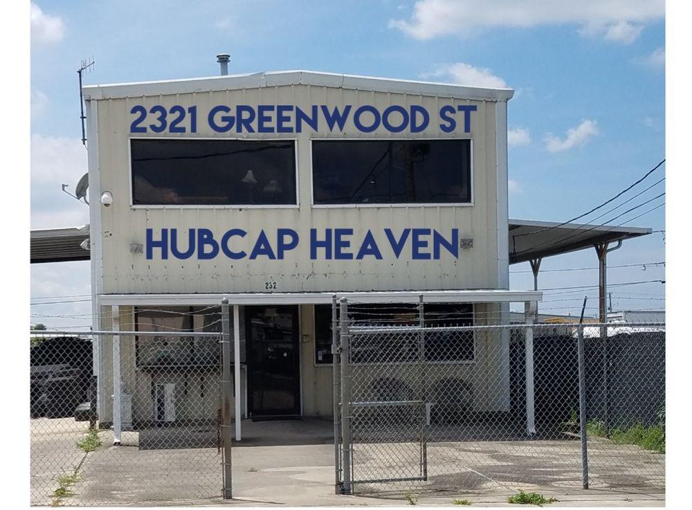 Hubcap Heaven & Wheels: 2321 Greenwood St, Kenner, LA