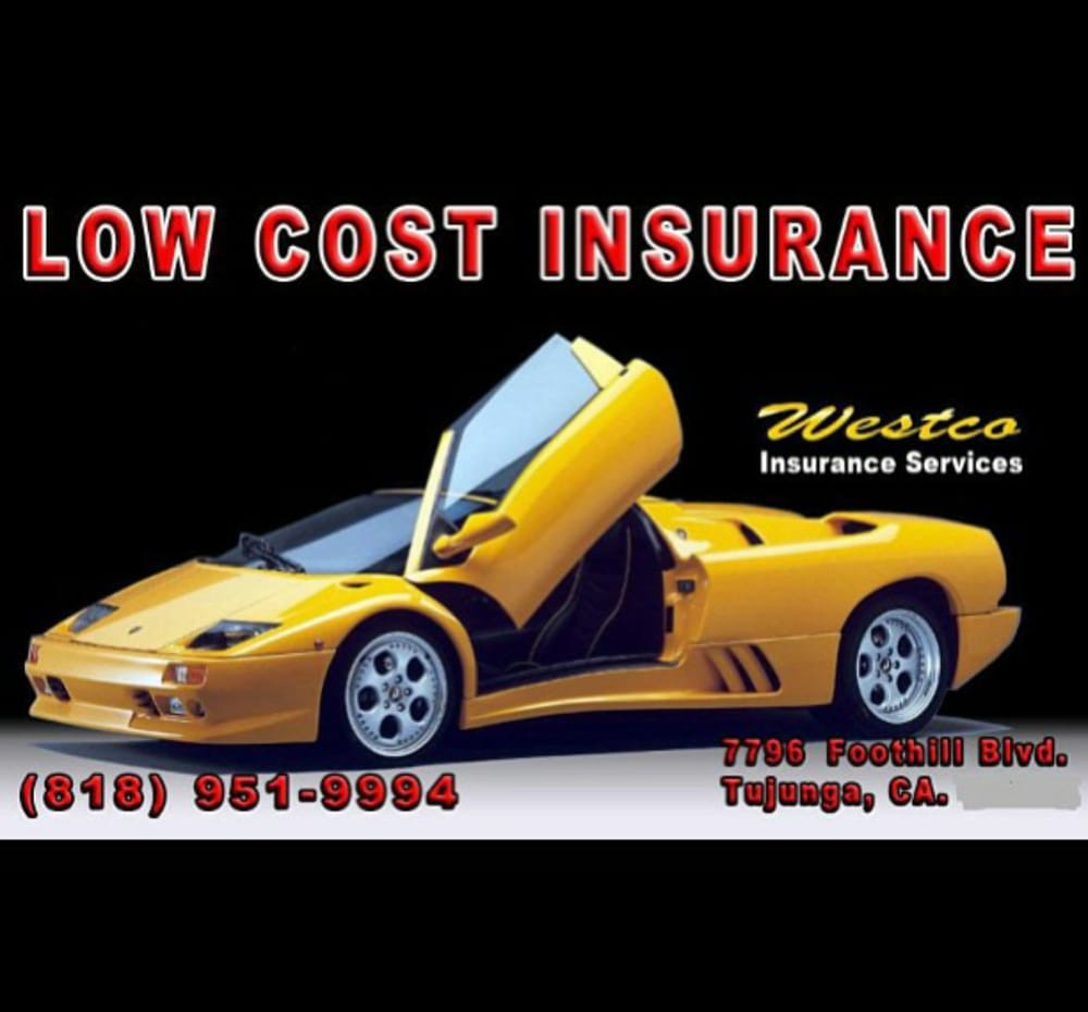 westco insurance services assurance auto 7502 foothill blvd tujunga tujunga ca tats. Black Bedroom Furniture Sets. Home Design Ideas