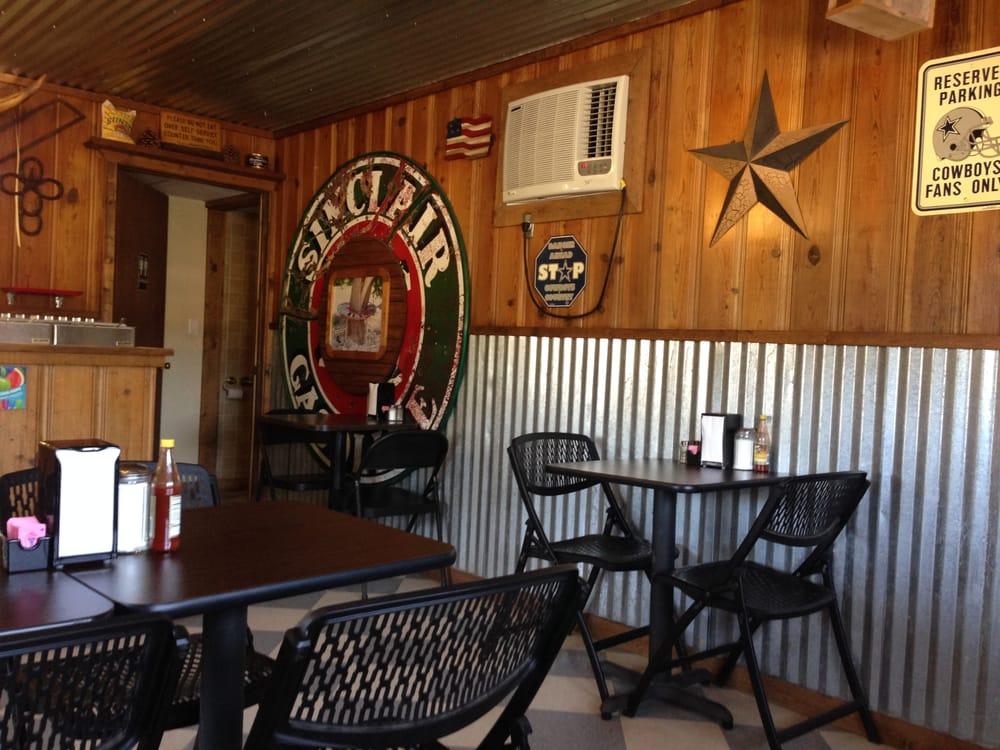 Duncan's Smoke House: 829 Wilbarger St, Vernon, TX