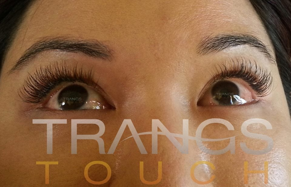 c4ce8254dd3 Any canvas is possible... Flirty curly lashes on Asian eyes. B-curls & C- curl mink extensions in diameters of 0.15mm, 0.20mm - Yelp