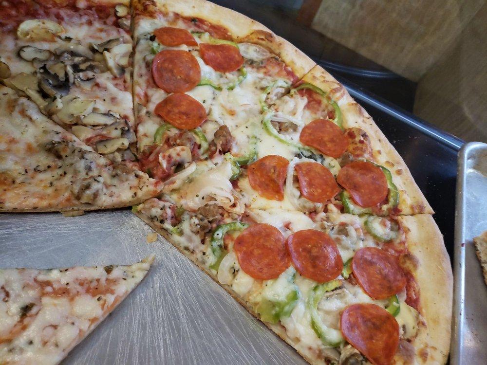 Dino's Pizza: 1625 E Pleasant Valley Blvd, Altoona, PA