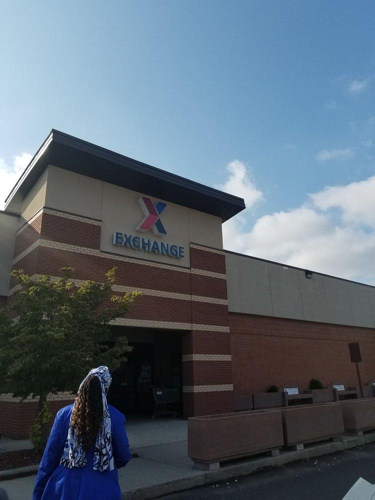 North Post Exchange Mall: Butner Rd, Fort Bragg, NC