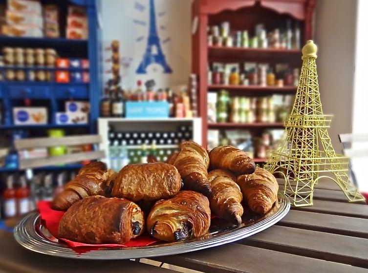 franz sisch feinkost berlin croissant pain au chocolat yelp. Black Bedroom Furniture Sets. Home Design Ideas