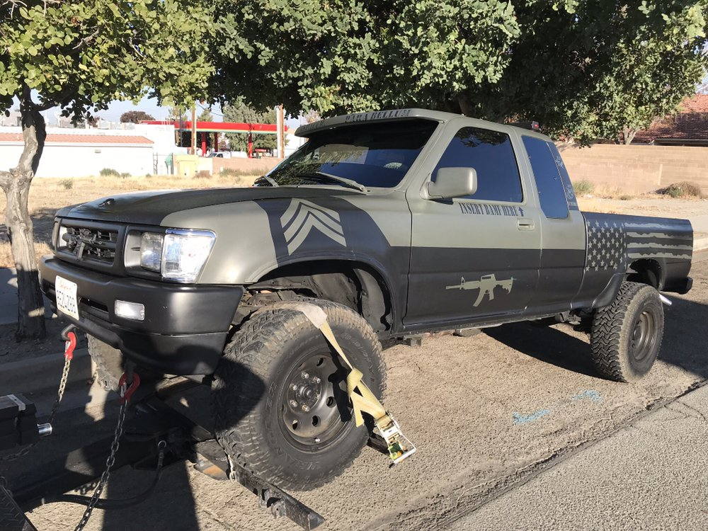 Gene's 24 Hour Emergency Road Service and Towing: Taft, CA