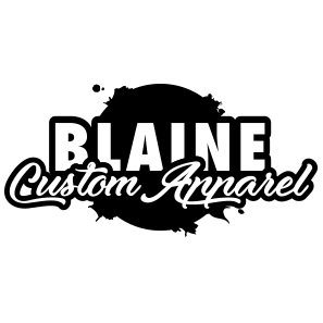 Blaine Custom Apparel - Request a Quote - Screen Printing - 8701 Hwy