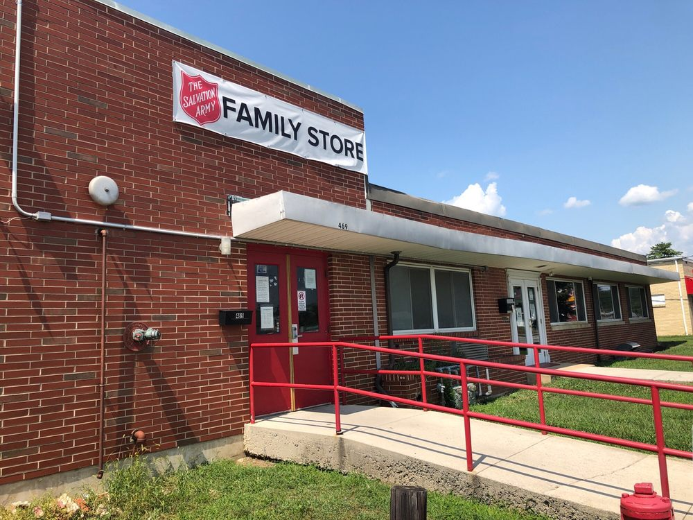 The Salvation Army Family Store: 469 E North St, Carlisle, PA