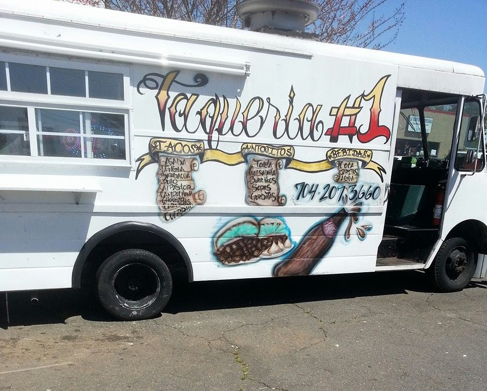 Taqueria 1 chiuso food truck s blvd starmount for Starmount motors south blvd