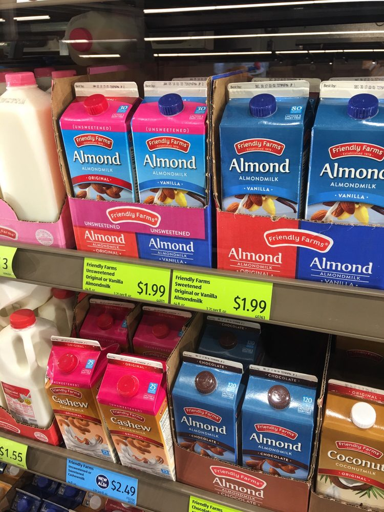 Almond Milk $1 99 - Yelp