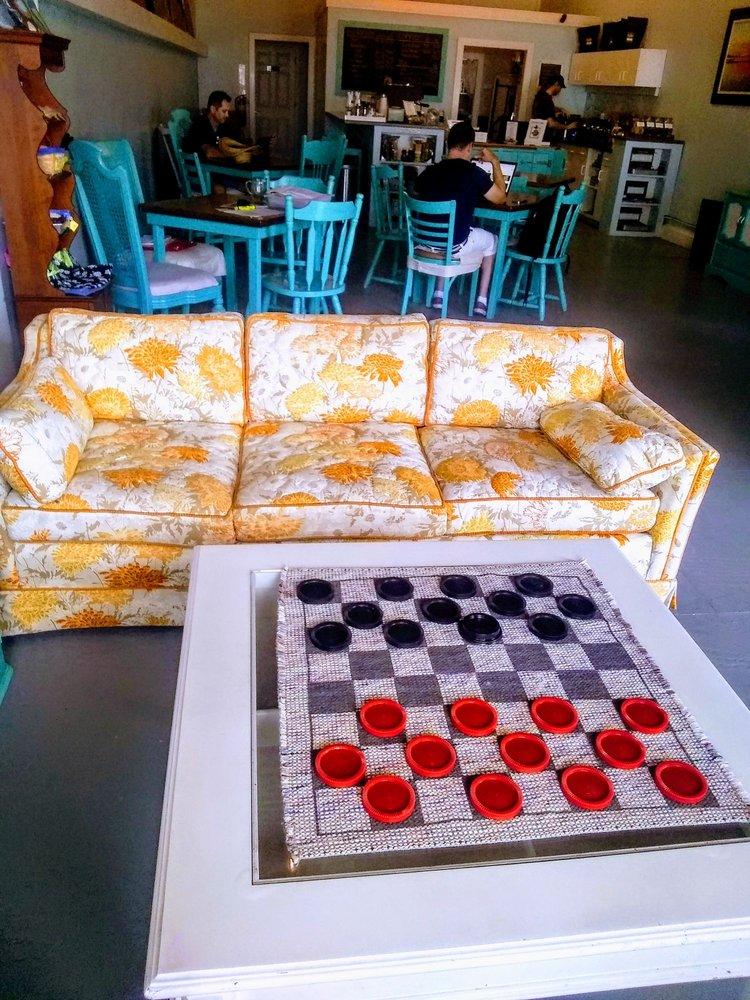 Restoration Cafe: 38 N Fort Harrison Ave, Clearwater, FL