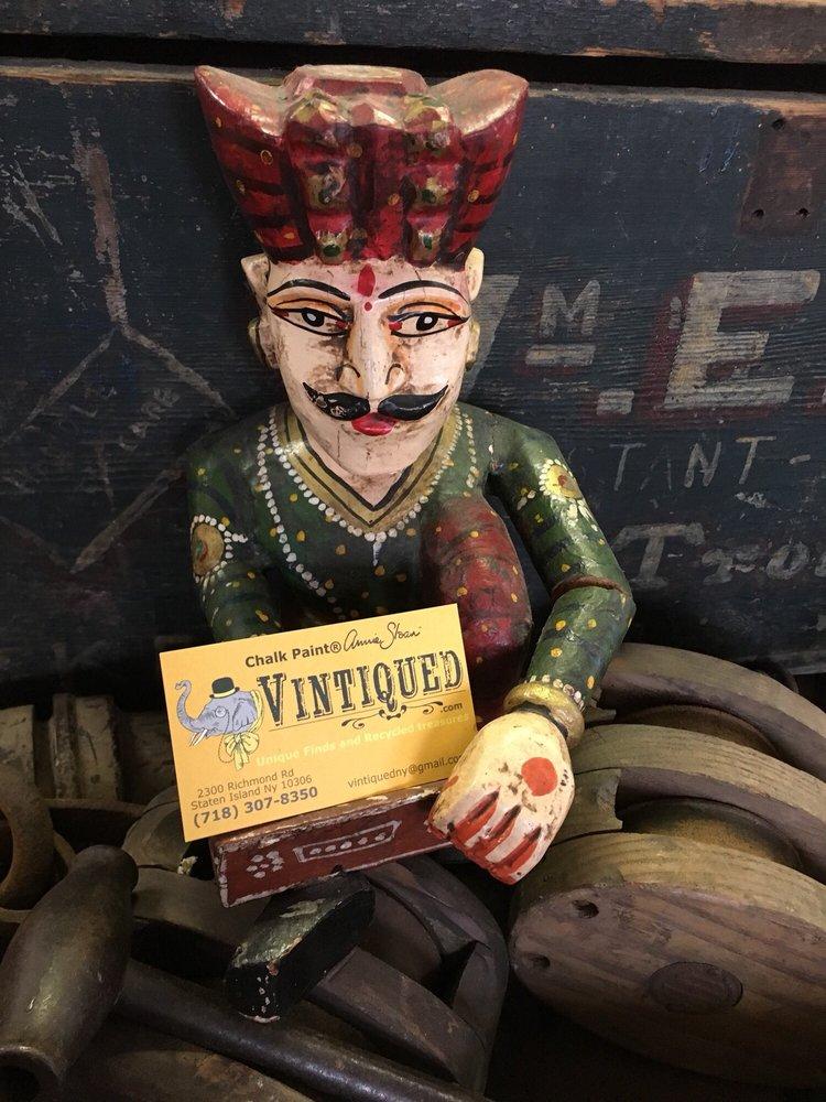 Vintiqued - 78 Photos & 10 Reviews - Antiques - 2300