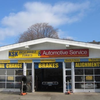Photo Of KSK Discount Tire U0026 Auto Services   Port Washington, NY, United  States