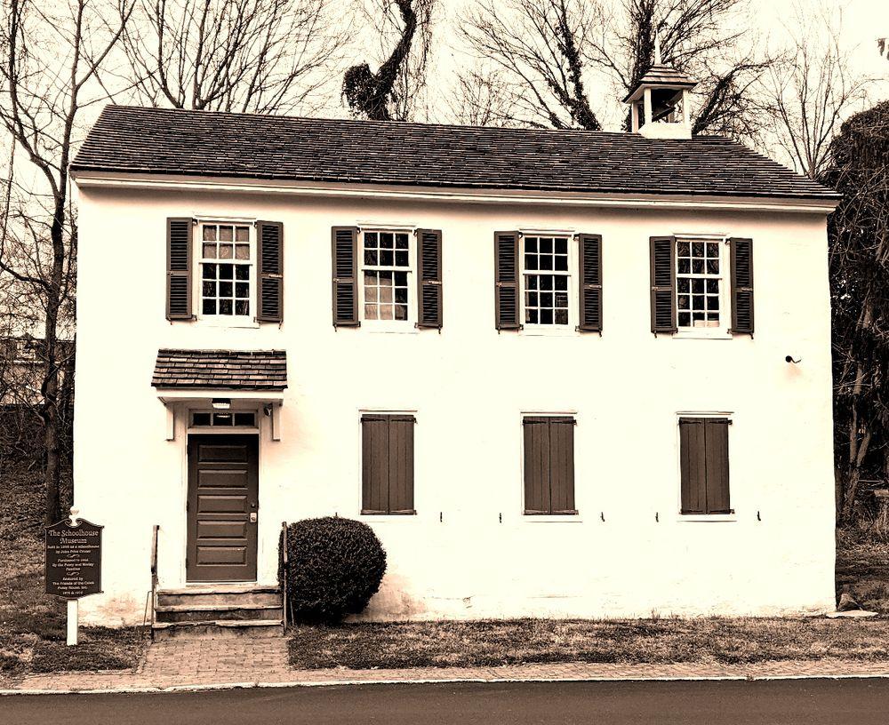 Caleb Pusey House: 15 Race St, Brookhaven, PA