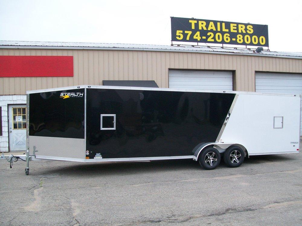 Trailers Midwest: 3101 Interchange Dr, Elkhart, IN
