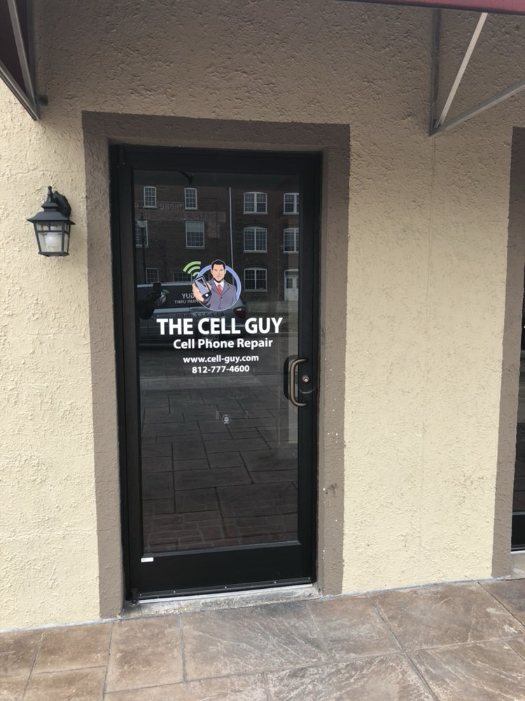 The Cell Guy: 302 E Pearl St, Batesville, IN
