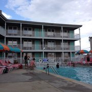 Photo Of Beach Shack Cape May Nj United States Pool With Rooms