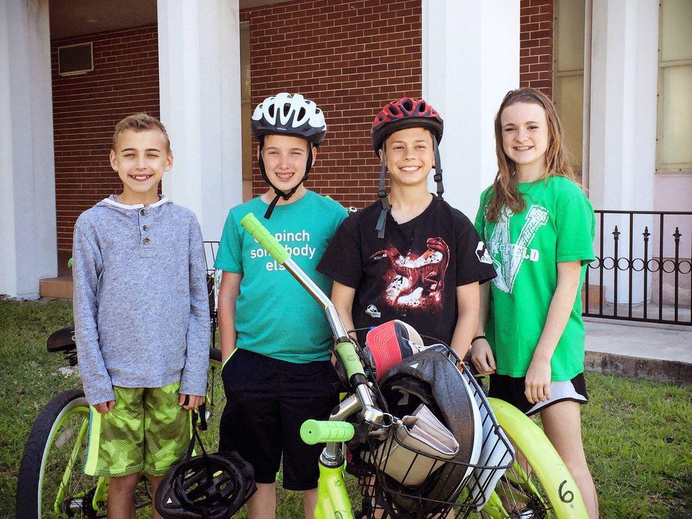 Key Lime Bike Tours: 122 Ann St, Key West, FL