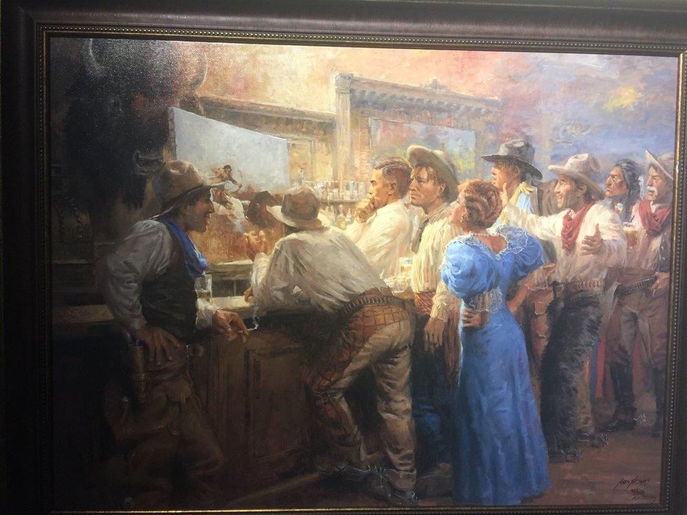 Cherry's Custom Framing & Art Gallery: 311 S Main St, Carthage, MO
