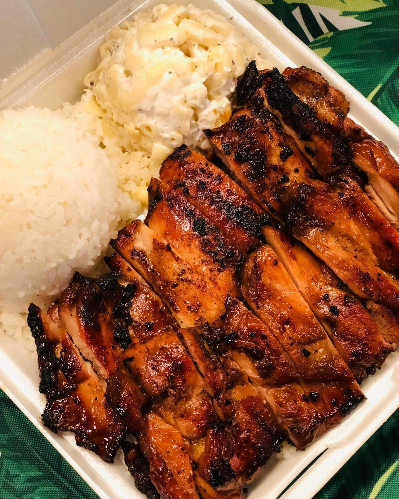 Hawaiian Style Grill: 5000 E 4th Plain Blvd, Vancouver, WA